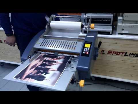 Prezentare video SpotLine SL-FM3816