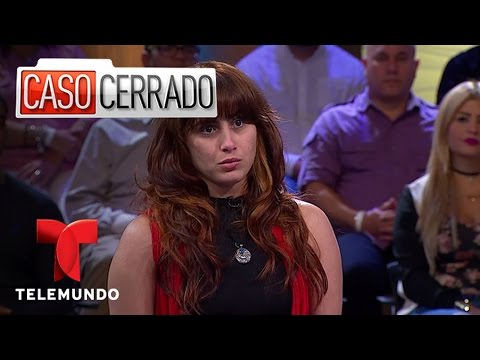 amor genético   Caso Cerrado   Telemundo (видео)