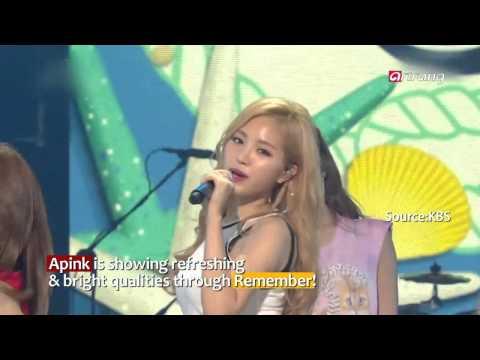 Showbiz Korea-APINK TO PERFORM AT MTV WORLD STAGE(에이핑크, 한국 대표로 MTV 월드 스테이지 참석)
