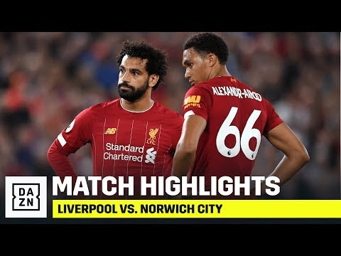 HIGHLIGHTS | Liverpool vs. Norwich City