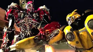 Red Decepticon BREAKS Bumblebee's Arm Scene ! (NEW 2018) Transformers 6 Movie by Fresh Movie Trailers