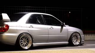 8. Gray Photography // Slammed Wrx