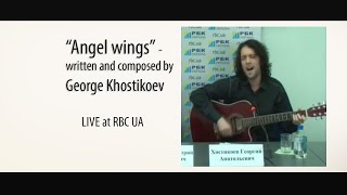 Angel wings (written and composed by George Hostikoev)