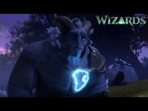wizard  tales of arcadia jim's death