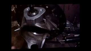 7. 03 Polaris Sportsman 700 Ball Joint Removal and Replacement