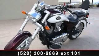 5. 2009 Victory Kingpin Base - RideNow Powersports Tucson - Tu