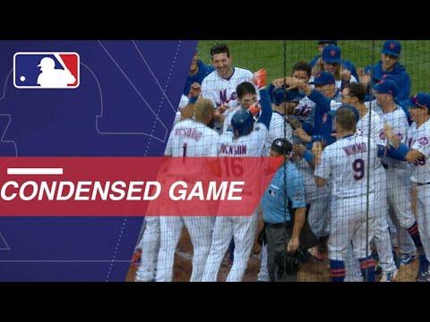 Condensed Game: MIA@NYM - 9/13/18