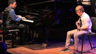 Sergio & Olivier - finale Prinses Christina Jazz Concours 2014