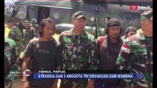 Video 6 Pekerja & 2 Prajurit TNI Selamat Korban Penembakan KKB Berhasil Dievakuasi - iNews Sore 13/12 MP3, 3GP, MP4, WEBM, AVI, FLV Desember 2018