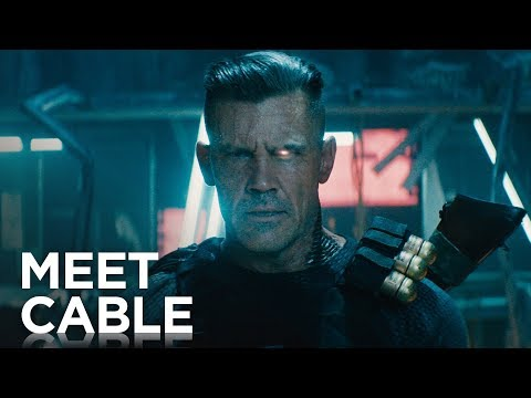 Deadpool Meets Cable in the New Trailer for Deadpool