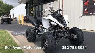 10. 2020 Yamaha Raptor 700