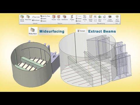 ANSYS SpaceClaim : solution de modélisation 3D rapide et intuitive