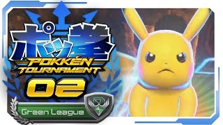 Nonton Pokken Tournament - Part 2 |  Pikachu Used Volt Tackle! [Wii U English Gameplay] Film Subtitle Indonesia Streaming Movie Download