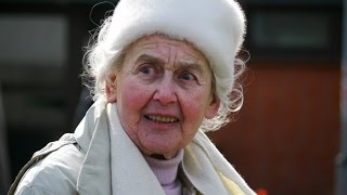 87-Year-Old Holocaust Denying Grandma Locked Up In Germany
