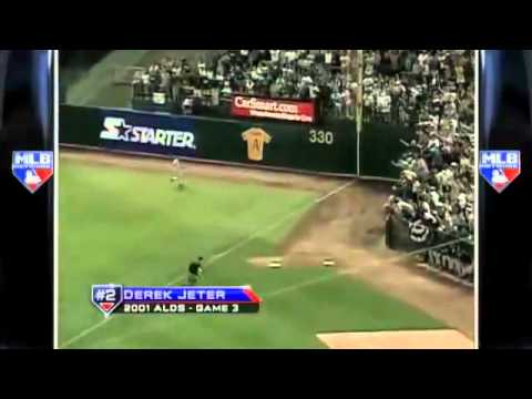 Amazing Defensive Plays in MLB History