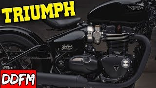 1. Is The Triumph Bonneville Bobber Better Than...