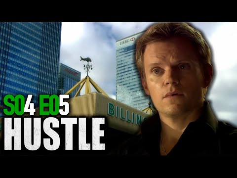 Conning the Artists | Hustle: Season 4 Episode 5 (British Drama) | BBC | Full Episodes