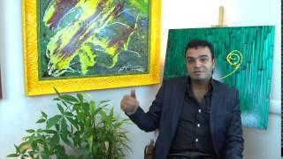 Победитель битвы экстрасенсов Мехди отвечает на вопросы часть 5 — Вафа Мехди Эбрагими — видео