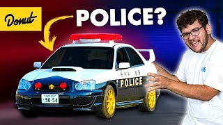 These are the most Unique Cop Cars from around the World! | WheelHouse