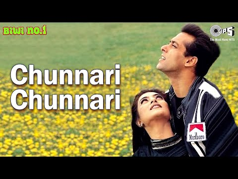 Video Chunnari Chunnari - Video Song | Biwi No.1 | Salman Khan & Sushmita Sen | Anu Malik download in MP3, 3GP, MP4, WEBM, AVI, FLV January 2017