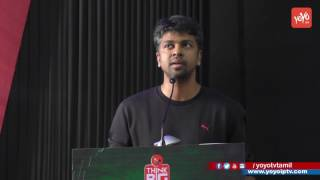 Madhan Karky Great Opportunity To Write Lyrics For Vanamagan Movie Subscribe Our YouTube Channel https://goo.gl/g7QunD Google+ https://goo.gl/O8NYmD Twitter ...