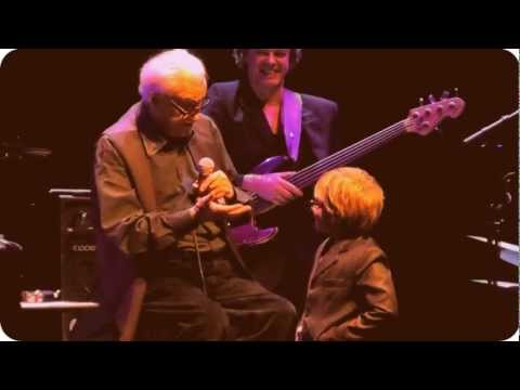 I can only think of one word for this: LEGEND! Toots Thielemans @MuziekgebouwEHV [video]