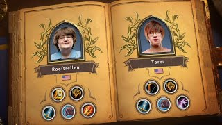 rooftrellen vs Tarei, game 1