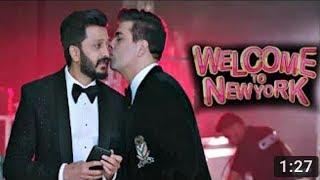 Video Welcome To New York Official Trailer 2018 Out Now ft. Sonakshi Sinha   Diljit Dosanjh   Karan Johar MP3, 3GP, MP4, WEBM, AVI, FLV April 2018