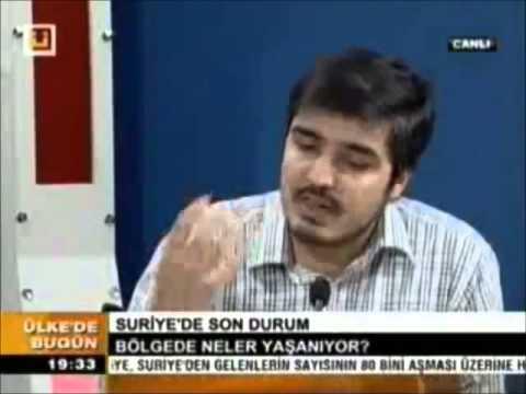 Suriye Halk Ayaklanması Tespitleri  (Ülke TV)