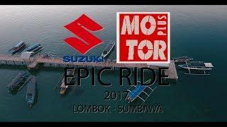 Yup, Suzuki GSX-S150 tangguh di pesisir hingga gunung dibuktikan Em-Plus dalam ajang turing Suzuki Epic Rider, dari Lombok, NTB, menuju Pantai Kencana di Pulau Sumbawa (16-18/5). Berangkat (16/5) dari dealer Suzuki Cahaya Surya Bali Indah (CSBI) di Jl. Selaparang No.47F, Cakranegara, Mataram. Rombongan yang terdiri dari 5 rider yang mengendarai GSX-S150 langsung menuju Pantai Senggigi yang berada di pesisir utara Lombok. Saat itu kondisi cuaca sangat panas, diperkirakan suhu mencapai 41 derajat. Akibatnya kelima rider bercucuran keringat dan beberapa kali harus berhenti untuk sekadar ngaso alias istirahat melepas lelah dan dahaga. Meski suhu udara cukup menyengat, hebatnya MOTOR Plus tidak merasakan adanya penurunan performa pada sport naked andalan pabrikan berlambang S besar ini. Bahkan akselerasinya makin mantap digas pol.