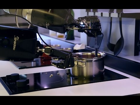 Robotic Chef Can Cook Michelin Star Food In Your Kitchen By Mimicking World's Best Cooks
