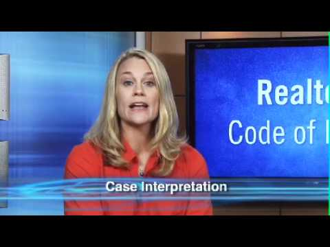 Realtor® Code of Ethics Video Series: Chapter 3