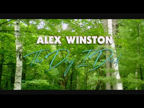 Alex Winston shares 'The Day I Died' video