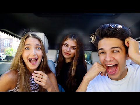 SURPRISING MY FRIENDS WITH KYLIE JENNER!!