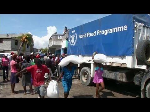 Αϊτή: Εφιάλτης μετά τον τυφώνα Μάθιου