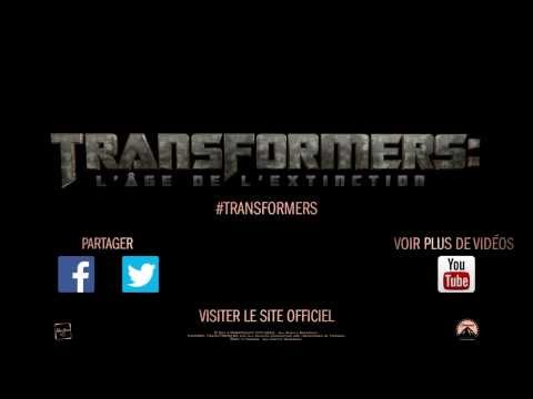 TRANSFORMERS 4 Trailer (2014)