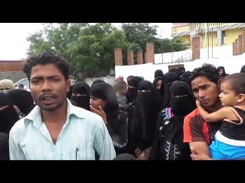 Appeal of Rohingya Muslims in India for Help