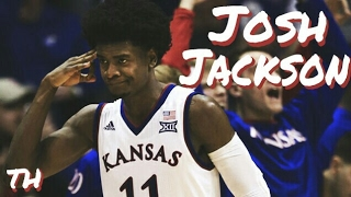 Josh Jackson has been drafted #4 overallby the Phoenix Suns.Josh Jackson has as much potential as anyone in the draft. He can do it all on both ends of the floor. Thanks to him, the Kansas Jayhawks have continued to stay at their spot atop the college basketball world, and he hopes to do the same for his new team after the 2017 NBA Draft. He seems to be a sure thing prospect... but Is he the next big thing?Song: Vic Sage- Grind (feat. Joey Jewish, Ki'Shon Furrlow, and Shad Gill)Special thanks to the Hoops Column for some of the clips.I do not own the footage or music in this video. All rights go to their respective owners.Thanks for watching! Please don't forget to drop a like, leave feedback in the comments section below, and SUBSCRIBE.Also don't forget to turn on post notifications so you don't miss any new content.God bless.