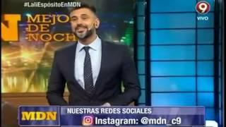 Video Lali Esposito,Ariel Winograd y Anita Pauls en Mejor De Noche MP3, 3GP, MP4, WEBM, AVI, FLV Oktober 2017