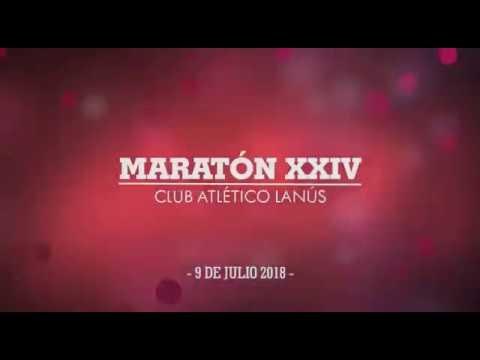 XXIV Maratón Ciudad de Lanús 2018