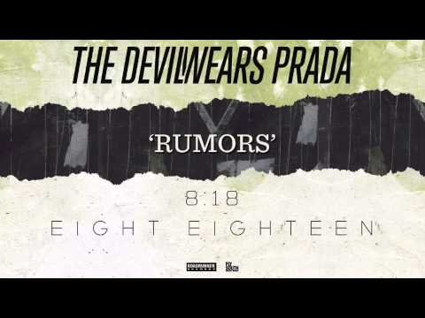 The Devil Wears Prada - Rumors (Audio)