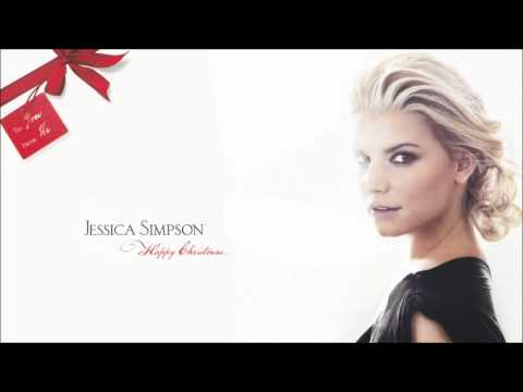 Tekst piosenki Jessica Simpson - Here Comes Santa Claus  po polsku