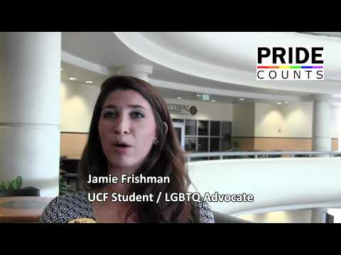 Pride Counts to Jamie Frishman