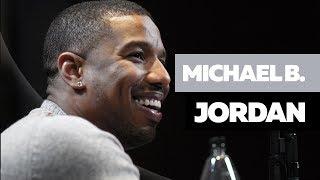 Video Michael B. Jordan On How 'Black Panther' Will Change Hollywood, Interracial Dating & 'Creed 2' MP3, 3GP, MP4, WEBM, AVI, FLV Februari 2018