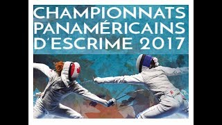 LIVE RESULTS: EN - http://www.fencing.ca/results/2017_panam_montreal/ FR...
