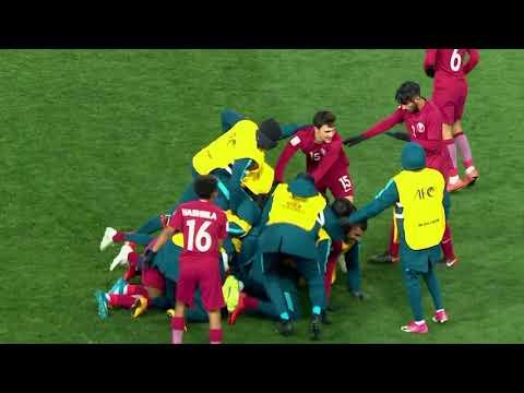 U-23 Осиё чемпионати. Қатар – Ўзбекистон 1:0. Видео