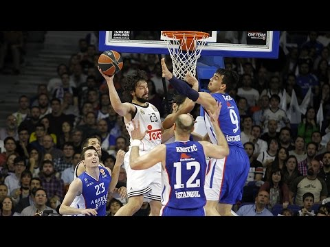 Highlights: Playoffs Game 2 vs. Anadolu Efes Istanbul