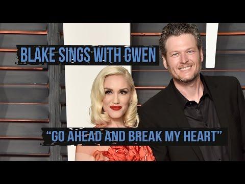 Blake and Gwen Say