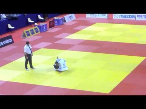 Nellys Tonco final coupe du monde jujitsu ne waza 2014
