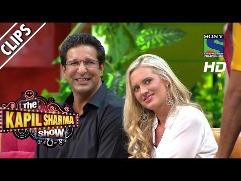 Wasim jispar marte hain - The Kapil Sharma Show -